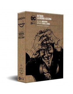 BATMAN: LA BROMA ASESINA (EDICION 30 ANIVERSARIO)