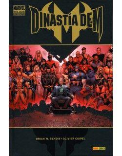 Dinastia de M Marvel Deluxe Comic