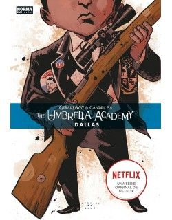 THE UMBRELLA ACADEMY VOL.2: DALLAS