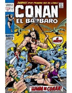 MARVEL GOLD: CONAN EL BARBARO VOLUMEN 1 LA LLEGADA DE CONAN