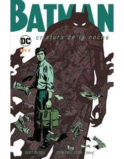BATMAN: CRIATURA DE LA NOCHE [CARTONE]