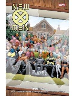 NEW X-MEN VOLUMEN 02: IMPERIAL (2 DE 7) [CARTONE]