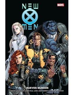 NEW X-MEN VOLUMEN 03: NUEVOS MUNDOS (3 DE 7) COMIC