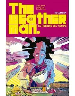 The Weatherman Vol 1 El Hombre Del Tiempo Comic
