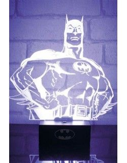 DC COMICS LAMPARA LED BATMAN 24 CM