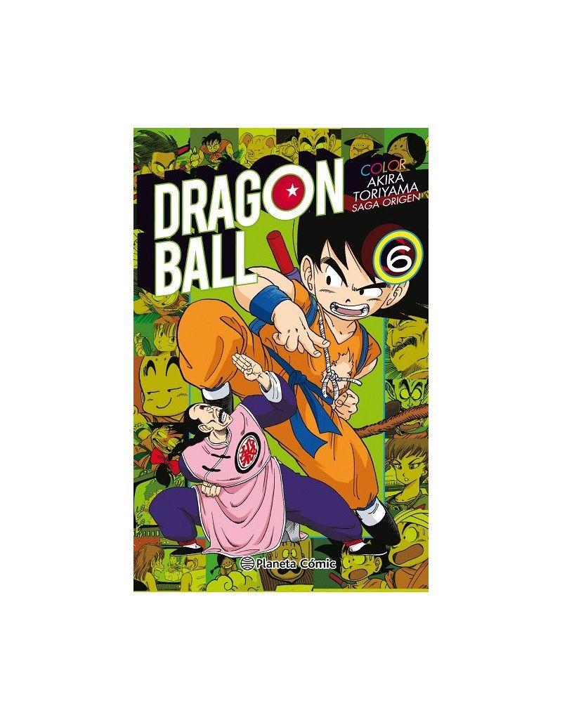 DRAGON BALL COLOR SAGA ORIGEN 6
