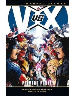 MARVEL DELUXE: LOS VENGADORES VS LA PATRULLA-X (PRIMERA PARTE)
