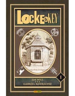 LOCKE & KEY OMNIBUS VOLUMEN 1