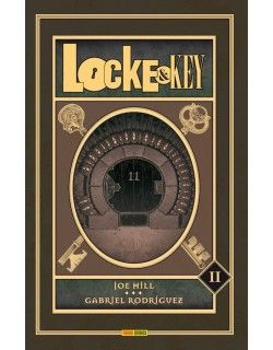 LOCKE & KEY OMNIBUS VOLUMEN 2