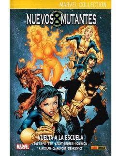 NUEVOS MUTANTES: VUELTA A LA ESCUELA (MARVEL COLLECTION)
