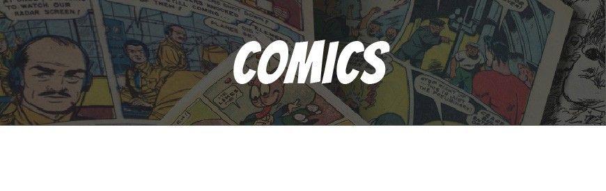 Comics, Europeo, Americano y Más | Kame Kame