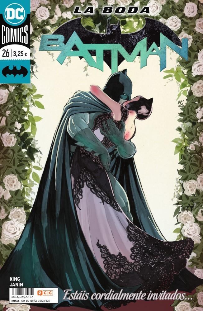 La boda de batman