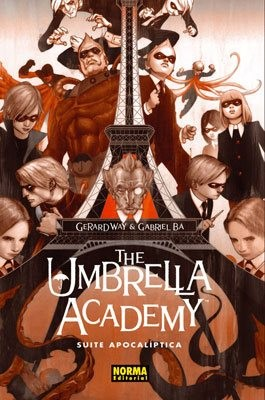 Reseña The Umbrella Academy