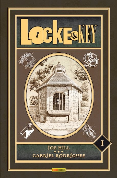LOCKE AND KEY (COMIC VS SERIE DE NETFLIX)