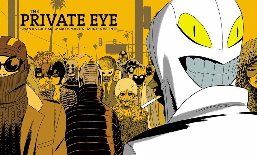 Reseña Private Eye
